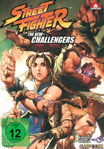 Street Fighter – The New Challengers