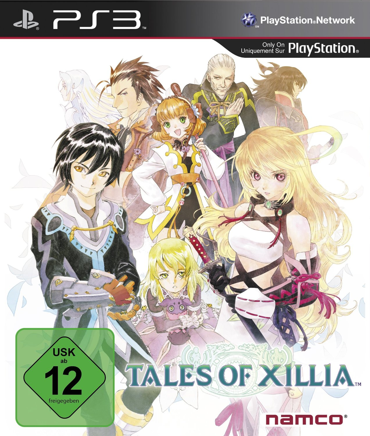 PS3: Tales of Xillia