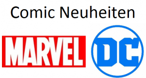 Comic Neuheiten
