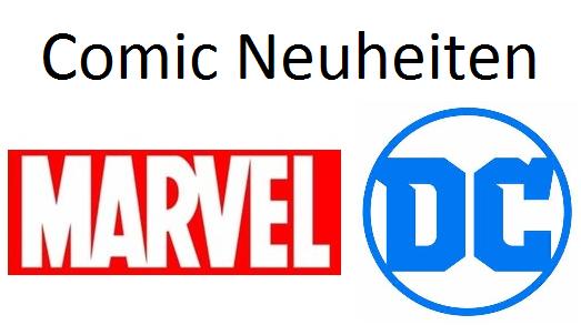 Comic Neuheiten: Ende Mai 2019