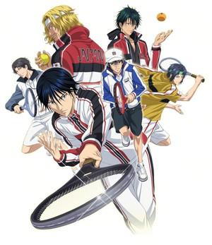 Neuen Anime Film für 'Prince of Tennis' angekündigt