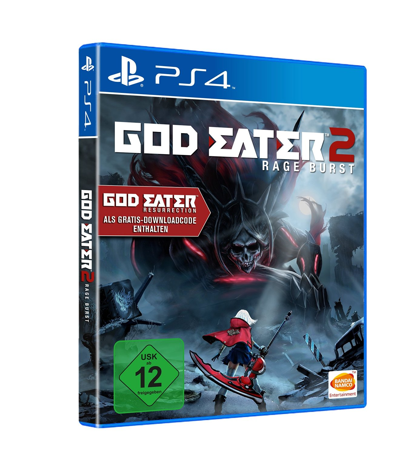 Im Test: God Eater – Burst (PS VIta)
