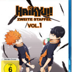 Haikyuu Staffel 2 - Vol.1