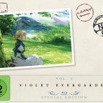 Violet Evergarden Vol, 2