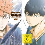 Haikyuu - Staffel 3 - Karasuno vs Shiratorizawa Vol. 1 + 2