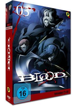 Blood+ Vol.3