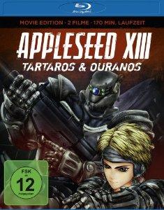 APPLESEED XIII – TARTAROS & OURANOS erscheint als Movie Edition
