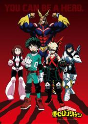 Live-Action Verfilmung zu Boku no Hero Academia angekündigt