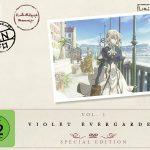 Violet Evergarden - Special Limited Edition Vol, 1