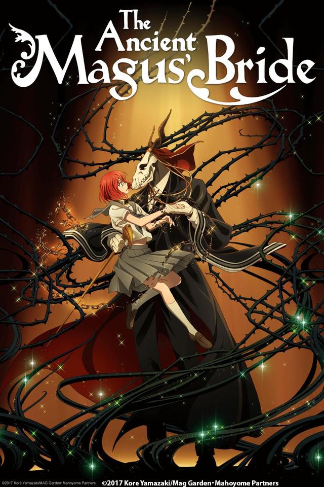 KAZE lizensiert den Anime, wie auch die OVA zu 'Die Braut des Magiers'
