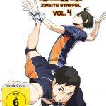 Haikyuu Staffel 2 - Vol. 4