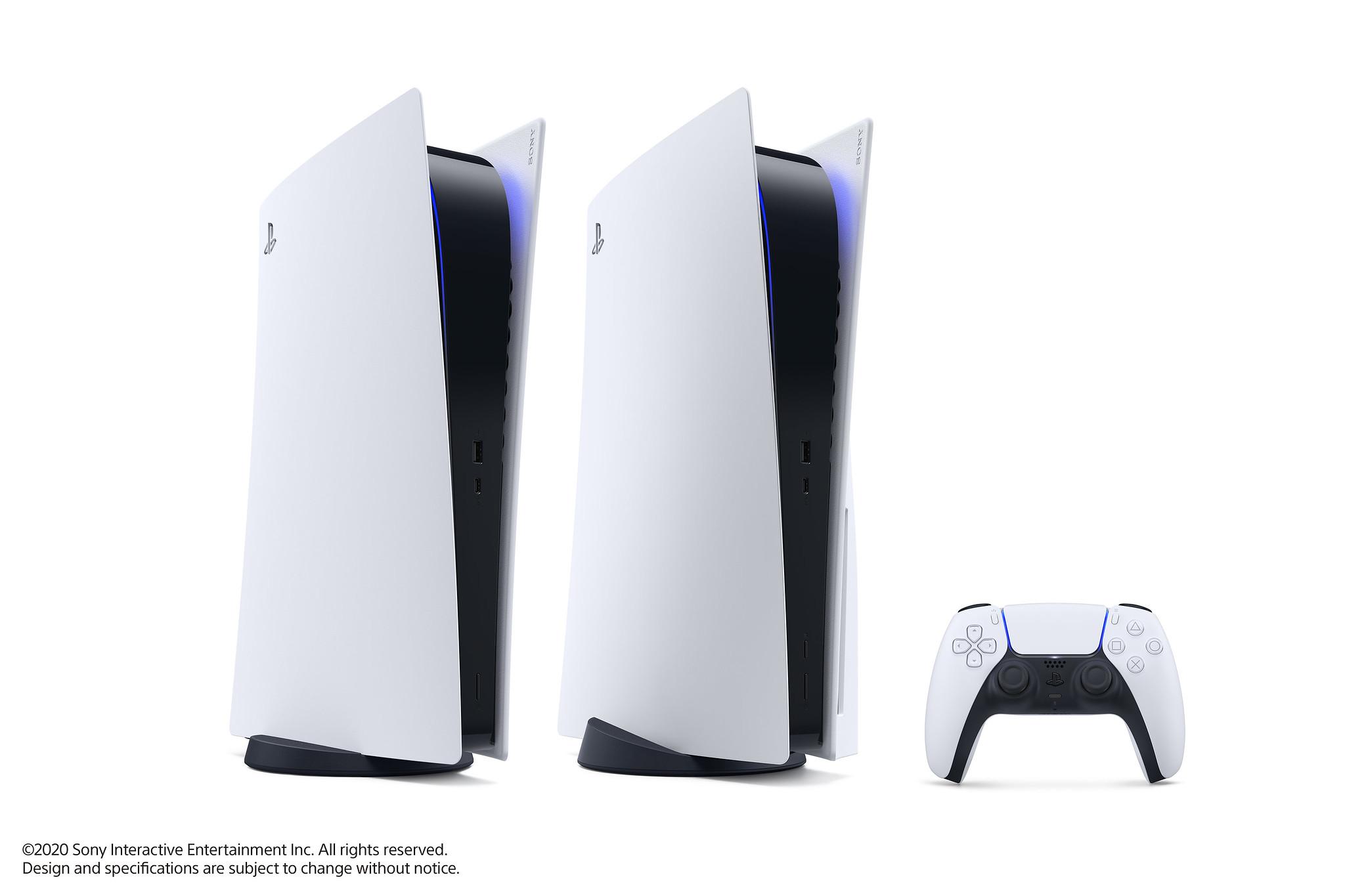 Übersicht vom Playstation 5 Event