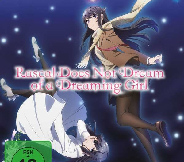 Review: Rascal does not Dream of Dreaming Girl – The Movie (Blu-ray)